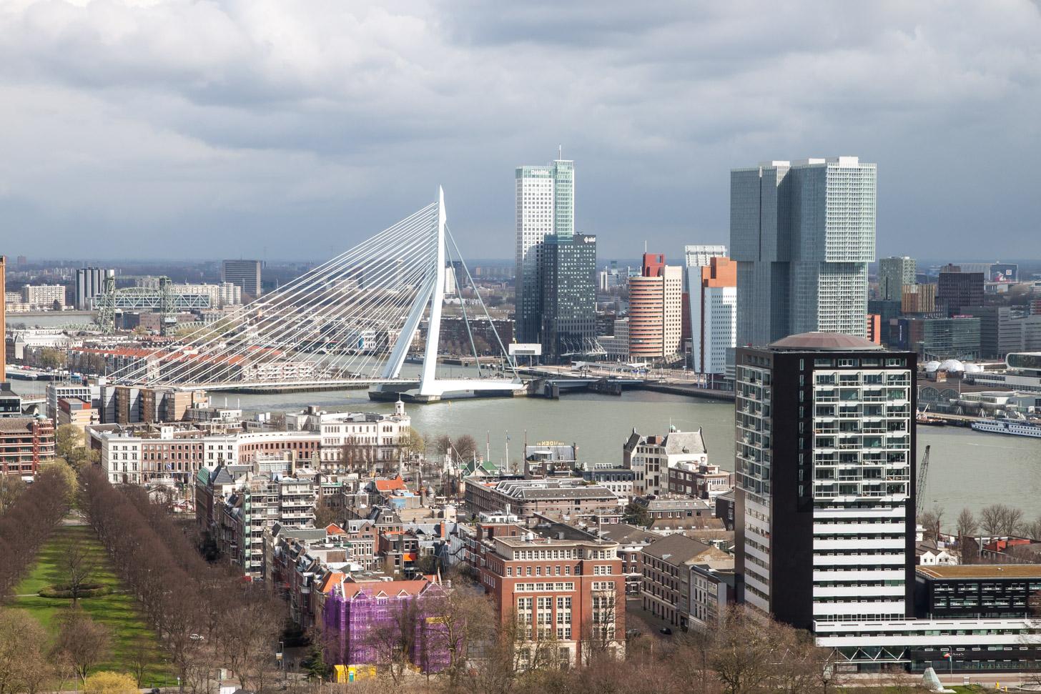 Rotterdam bezoeken